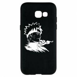 Чохол для Samsung A5 2017 Naruto Uzumaki head