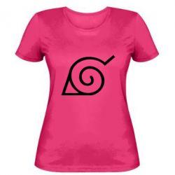 Жіноча футболка Натуро