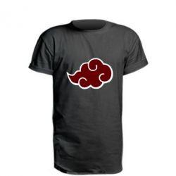 Подовжена футболка Naruto