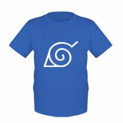 Дитяча футболка Натуро