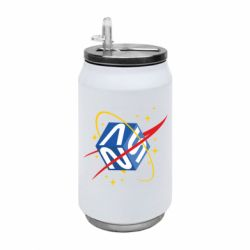 Термобанка 350ml Nasa Cubism