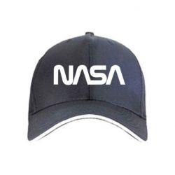 Кепка NASA logo