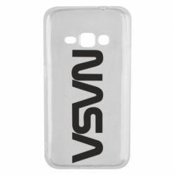 Чохол для Samsung J1 2016 NASA logo