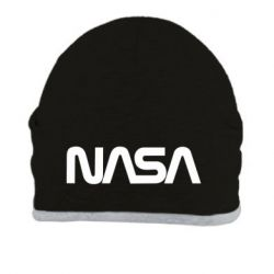 Шапка NASA logo