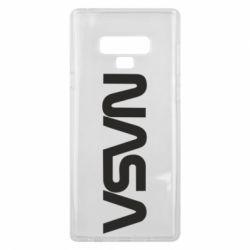 Чохол для Samsung Note 9 NASA logo