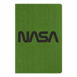Блокнот А5 NASA logo