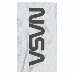 Рушник NASA logo