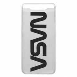 Чохол для Samsung A80 NASA logo