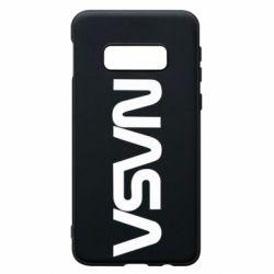 Чохол для Samsung S10e NASA logo