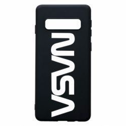 Чохол для Samsung S10 NASA logo