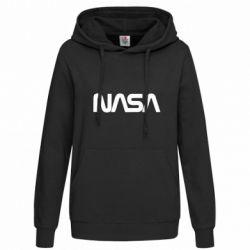 Толстовка жіноча NASA logo