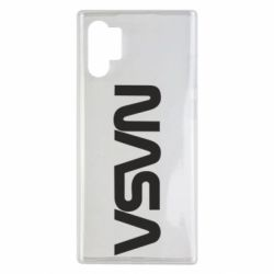Чохол для Samsung Note 10 Plus NASA logo