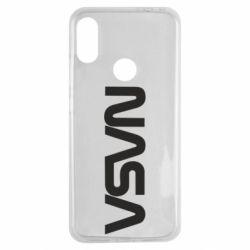 Чохол для Xiaomi Redmi Note 7 NASA logo