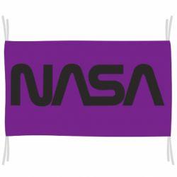 Прапор NASA logo