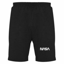 Чоловічі шорти NASA logo