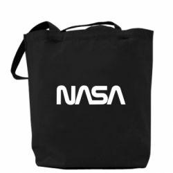 Сумка NASA logo