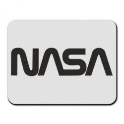 Килимок для миші NASA logo