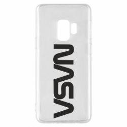 Чохол для Samsung S9 NASA logo