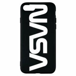 Чохол для iPhone 8 NASA logo