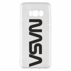 Чохол для Samsung S8 NASA logo