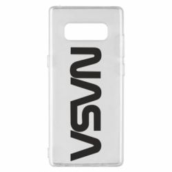 Чохол для Samsung Note 8 NASA logo