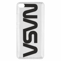 Чохол для Xiaomi Mi 5s NASA logo