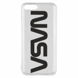 Чохол для Xiaomi Mi6 NASA logo