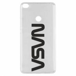 Чохол для Xiaomi Mi Max 2 NASA logo