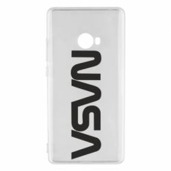 Чохол для Xiaomi Mi Note 2 NASA logo