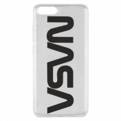 Чохол для Xiaomi Mi Note 3 NASA logo
