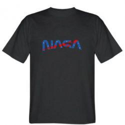 Чоловіча футболка Nasa semicircle