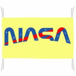 Прапор Nasa semicircle