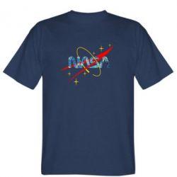 Чоловіча футболка Nasa Wan Gogh