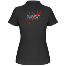 Жіноча футболка поло Nasa Wan Gogh