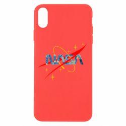 Чохол для iPhone Xs Max Nasa Wan Gogh