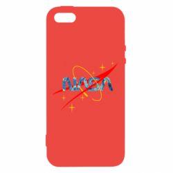 Чохол для iphone 5/5S/SE Nasa Wan Gogh