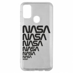 Чехол для Samsung M30s NASA