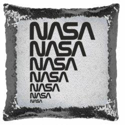 Подушка-хамелеон NASA