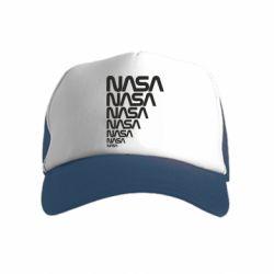 Детская кепка-тракер NASA