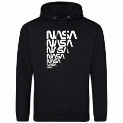 Мужская толстовка NASA