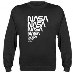 Реглан (свитшот) NASA