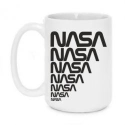 Кружка 420ml NASA