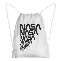 Рюкзак-мешок NASA