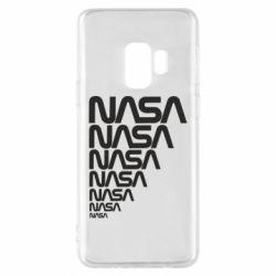 Чехол для Samsung S9 NASA