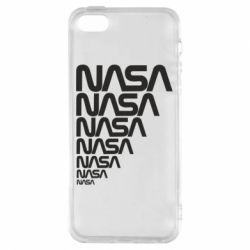 Чехол для iPhone5/5S/SE NASA