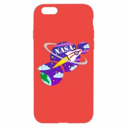 Чохол для iPhone 6/6S NASA