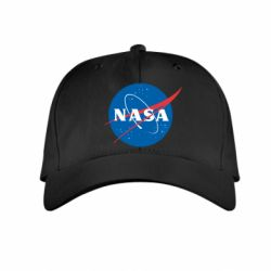Детская кепка NASA