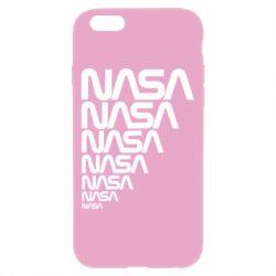 Чехол для iPhone 6/6S NASA