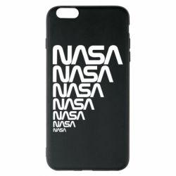 Чехол для iPhone 6 Plus/6S Plus NASA