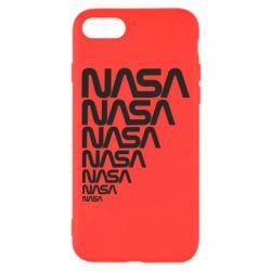 Чехол для iPhone 7 NASA